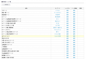 EC-CUBE トータルサポート機能 スクリーンショット02