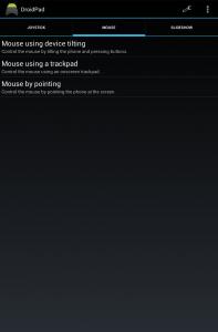 mouse スクリーンショット